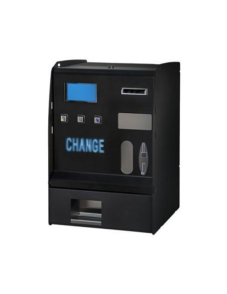 Geldverarbeitung  Geldwechsler-Automaten