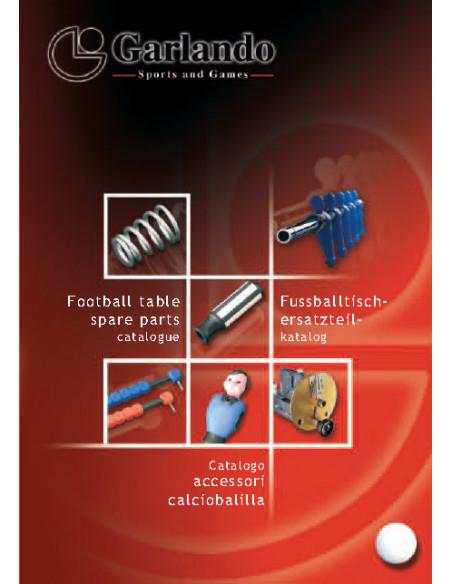 Katalog Ersatzteile Garlando