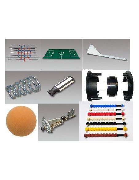 Ersatzteile & Zubehör für Fussballtische