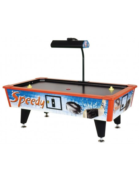 Air-Hockey mit Geldeinwurf